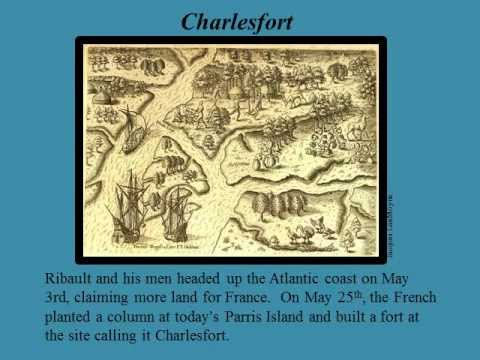 Jean Ribault and the French Colony in North Florida