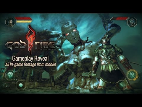 Godfire: Rise of Prometheus - Gameplay Reveal