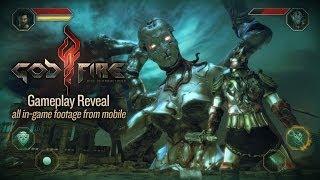 Godfire: Rise of Prometheus - Gameplay Reveal