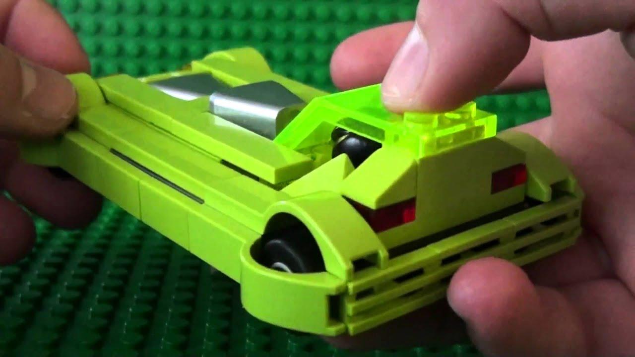 lego small car instructions