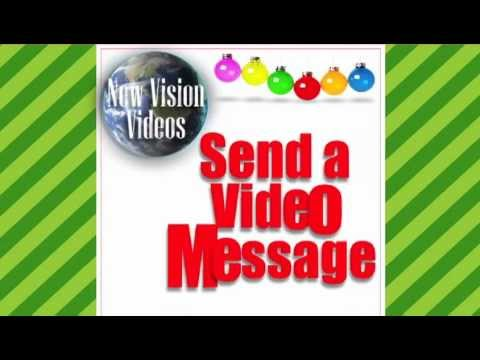 Holiday Graphics Web Video