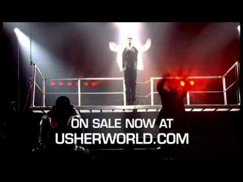 Usher's OMG Tour W/ Special Guest Akon
