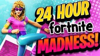 24 HOUR LIVESTREAM (Fail) | PRO FORTNITE MOBILE PLAYER | 600+ Wins | Fortnite Mobile Gameplay + Tips