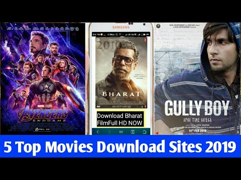 Best Top 5 Movies Downloading Sites 2018 Hindi Youtube