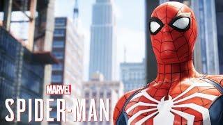 SPIDER-MAN PS4 -