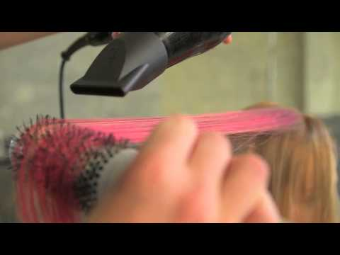 l oreal professionnel hair chalk blonde look youtube