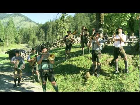 Tegernseer Tanzlmusi - Boarisch tanz ma (Siebenhütten)