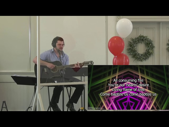 Caledonia Congregational Church Live Stream - May 23, 2021