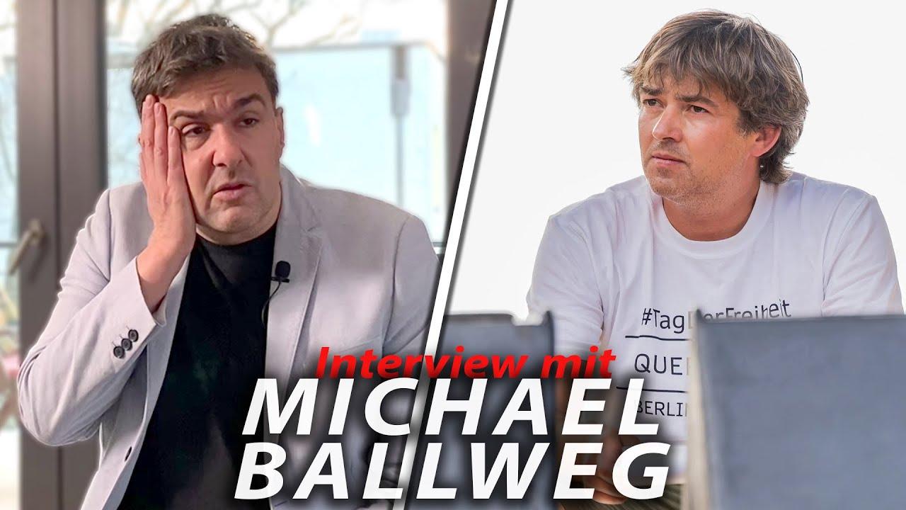 """Querdenken-Chef Ballweg kündigt """"heißen Frühling"""" an:"""