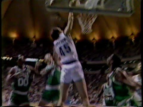 Randy Breuer (20pts/7rebs/6asts/4blks) vs. Celtics (1990)