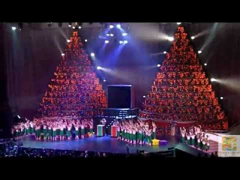 - 2011 Singing Christmas Trees - First Orlando - YouTube