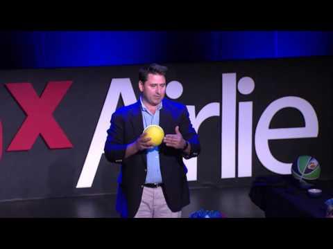 New Way Round – Underlying Hidden Code for Transformation | Adam Burke | TEDxAirlie