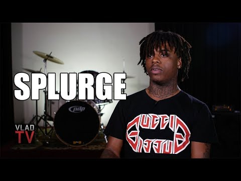 Splurge: All the Guns in My Music Videos are Props, They're Not Real (Part 3)