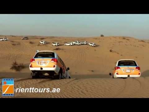 Desert Safari with BBQ Dinner in Dubai / Abu Dhabi