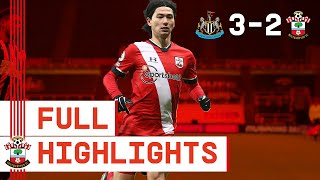 HIGHLIGHTS: Newcastle United 3-2 Southampton | Premier League