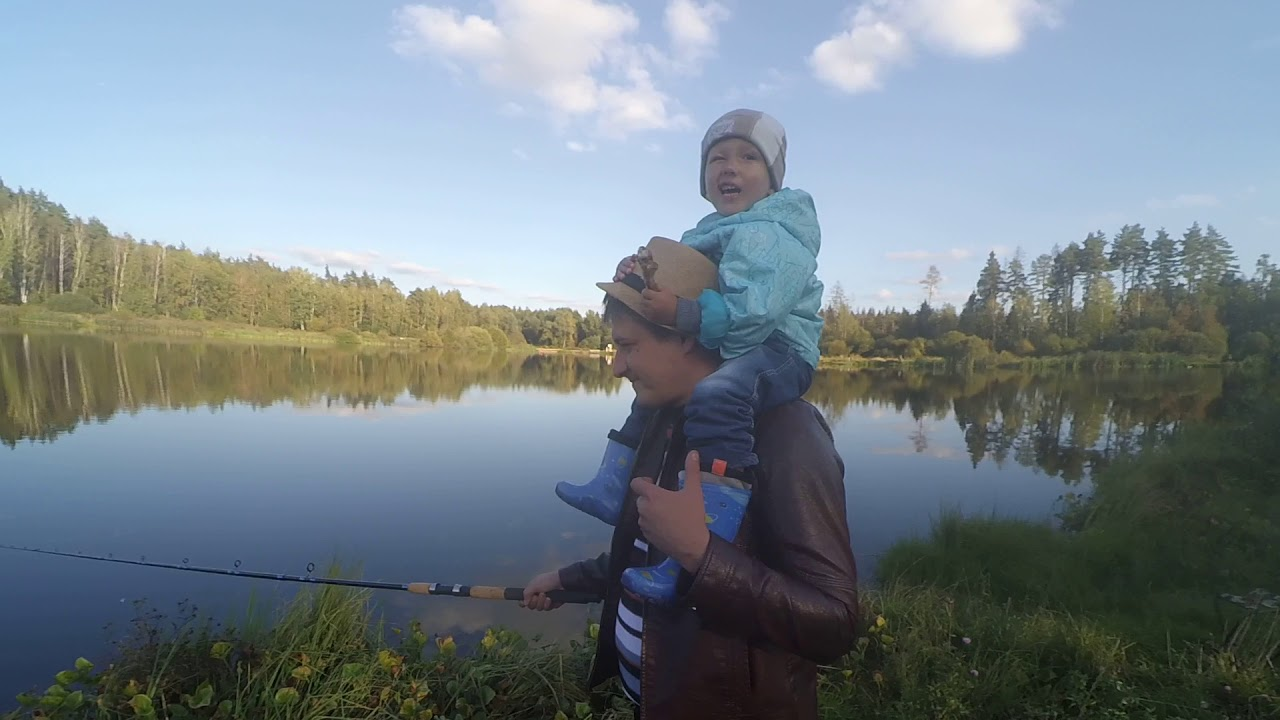 Рыбалка железнодорожный балашиха