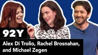 The Marvelous Mrs. Maisel: Rachel Brosnahan and Michael Zegen in conversation with Alex Di Trolio