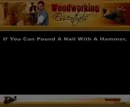 Woodworking MP3 Audio Book for Wood Working