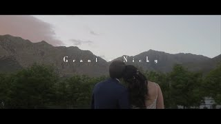 The wedding film of Grant & Nicky