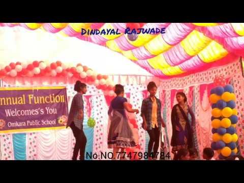 Barkha barkha bunda pani barkha (nagpuri local dance)   by dindayal masti masala