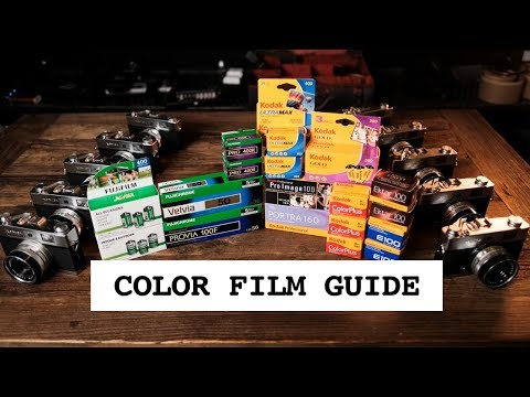Which Color Film Should You Buy?
