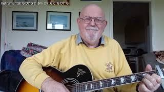 Guitar: Here Comes Santa Claus (Including lyrics and chords)
