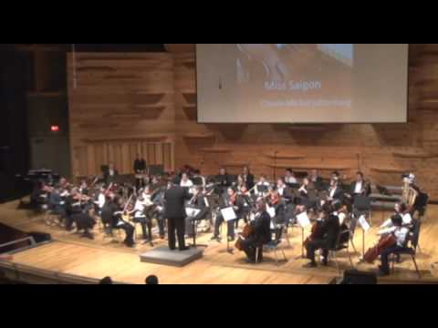 06. Miss Saigon by C-M Schonberg - The 4th 5 Loaves and 2 Fish Orchestra Benefit Concert 2012