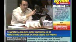 Cayetano asks OTS chief: How could cocaine slip out of NAIA?