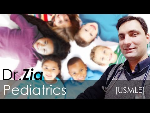 Lecture on Pediatric (Diarrhea, Constipation,  GI bleed, Intussusception...) [USMLE]