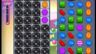 Candy Crush Saga Level 210 NO HELP COMPLETED