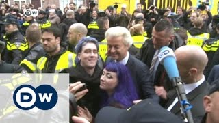 Can Geert Wilders win the Dutch election? | DW News