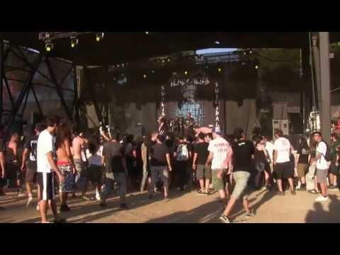 Suicidal Tendencies - Subliminal @ Athens Rockwave 2013