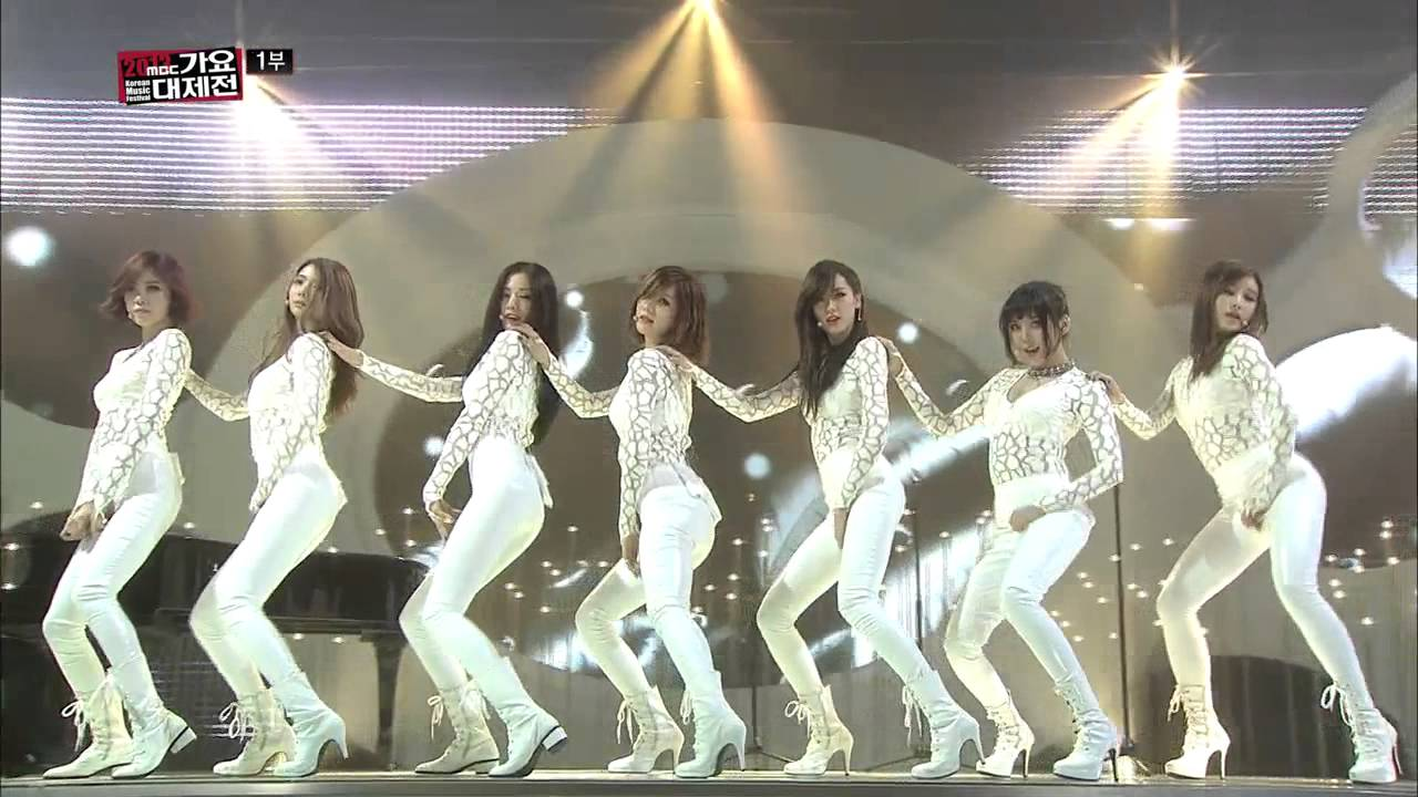 After school first love kmf 20131231 youtube - After school nana first love ...