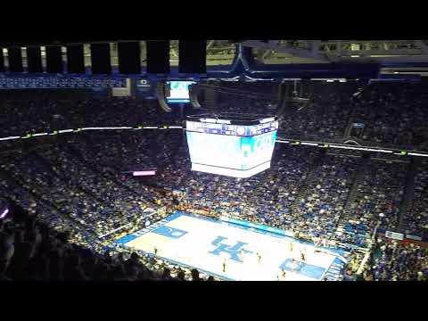Kentucky Wildcats - Rupp Arena panorama