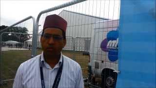MKA Sheffield memories of Jalsa Salana UK 2013