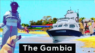 Tour With Lady Lina - The Beauty Of The Gambia - 3&4