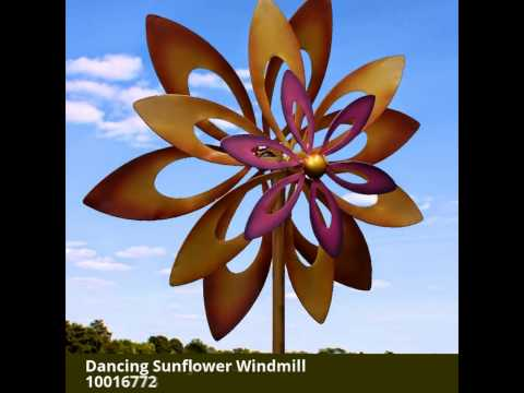 Decorative Garden Windmills Wholesale at My Southern Home Place