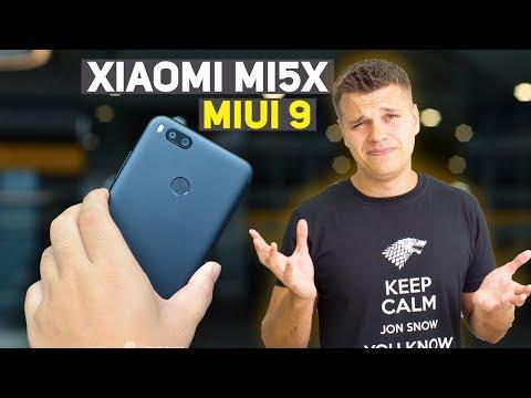 Xiaomi Mi5X, MiUi 9 и Xiaomi Mi6 Mercury Silver в керамике представлены. НУ ТАКОЕ…