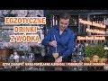 Drinki z wódką #2 | Przepisy - jak zrobić łatwe egzotyczne drinki ze smakową wódką Finlandia