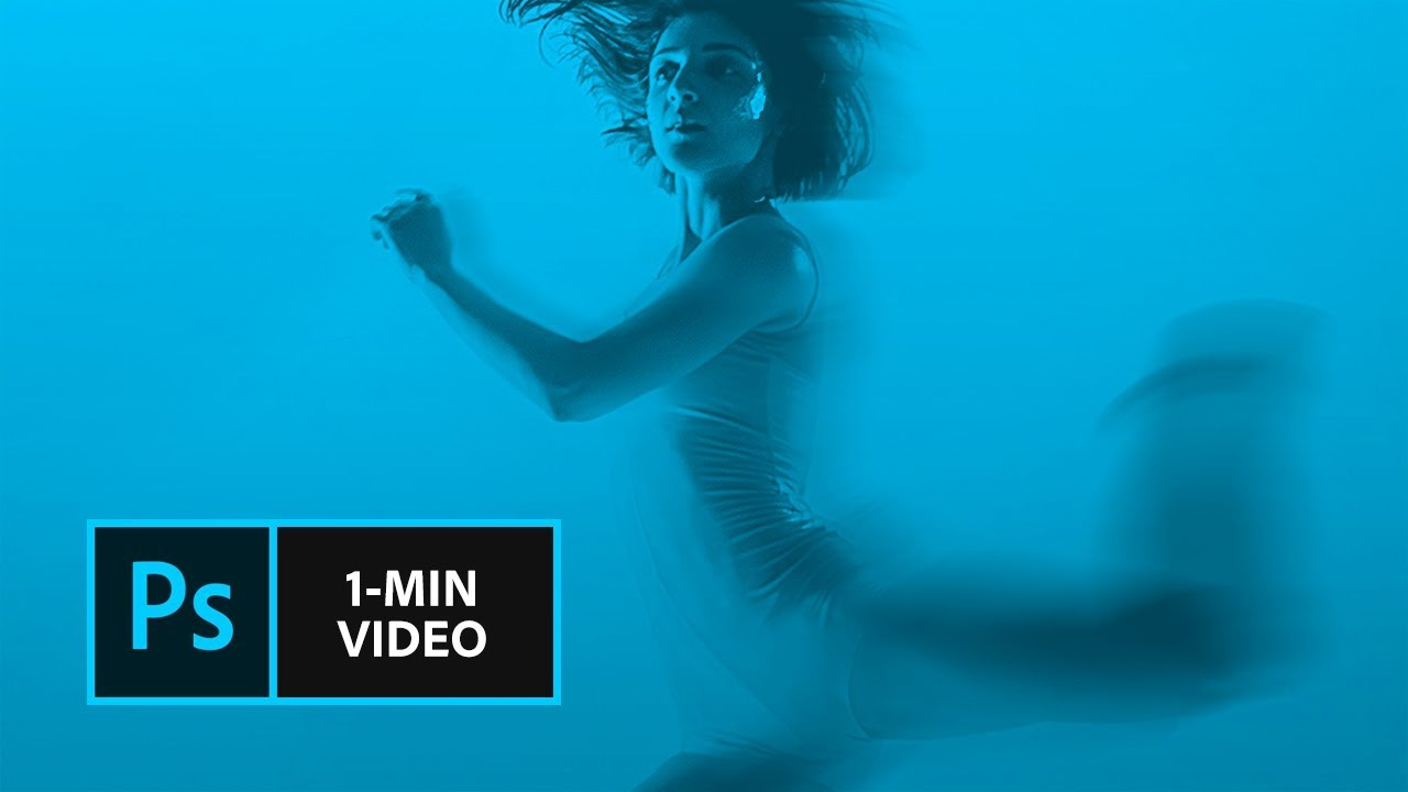 How to Make Dynamic Movement in Adobe Photoshop | Adobe Creative Cloud