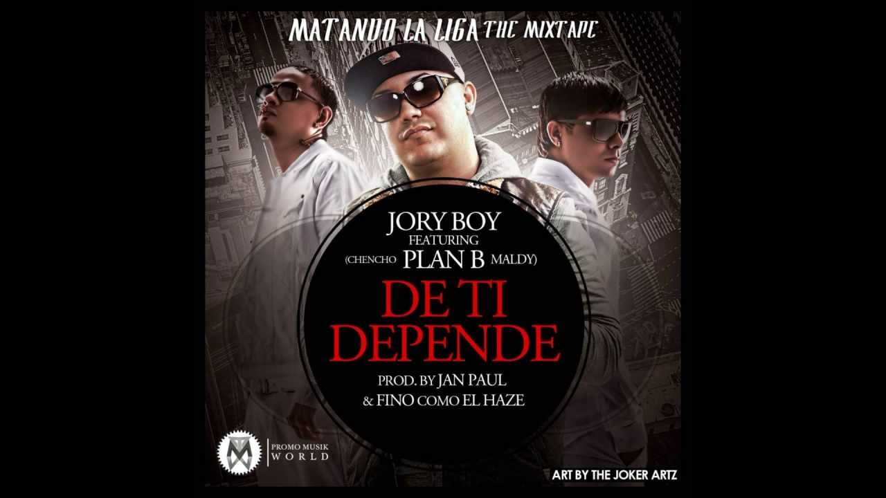 jory boy ft plan b de ti depende mp3