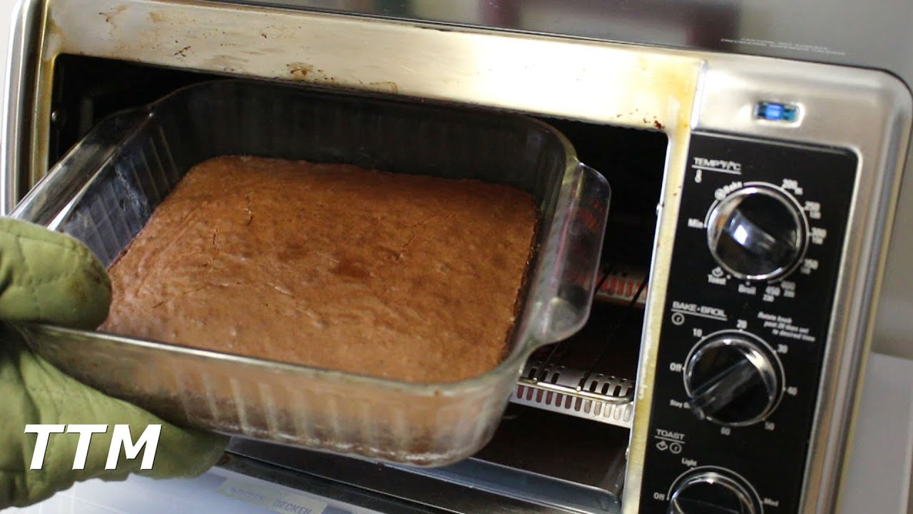 How To Bake A Cake In An Halogen Oven