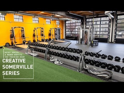 Creative Somerville Series: The Training Room