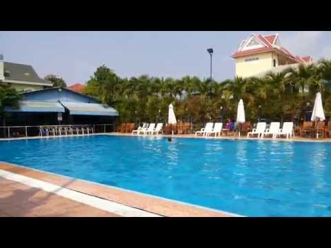 VIP Sports Club Swimming Pool - Phnom Penh, Cambodia