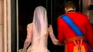 После свадьбы принц Уильям покатал жену по Лондону
