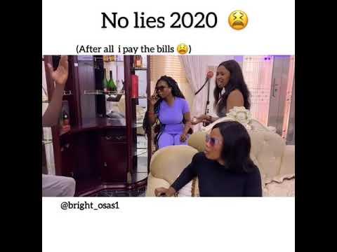 No lies in 2020