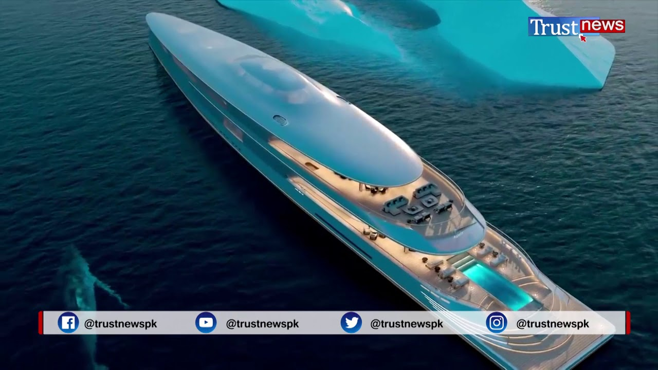 Bill Gates Yacht