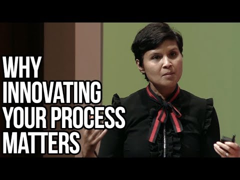 Why Innovating Your Process Matters | Stephanie Mehta