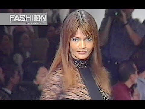 KARL LAGERFELD Fall 1993 Paris - Fashion Channel