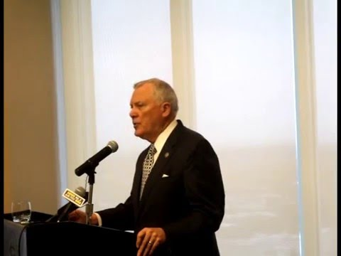 Governor Nathan Deal Addresses the PolicyBEST Briefing